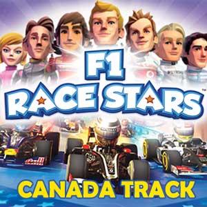 Acheter F1 Race Stars Canada Track Clé Cd Comparateur Prix