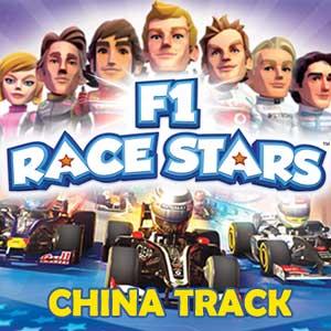 Acheter F1 Race Stars China Track Clé Cd Comparateur Prix