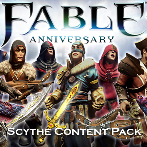 Fable Anniversary Scythe Content Pack
