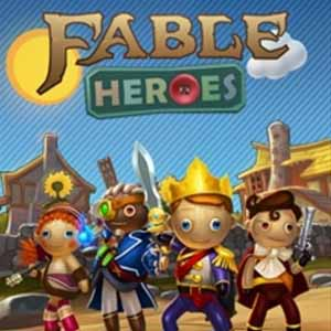 Acheter Fable Heroes Xbox 360 Code Comparateur Prix