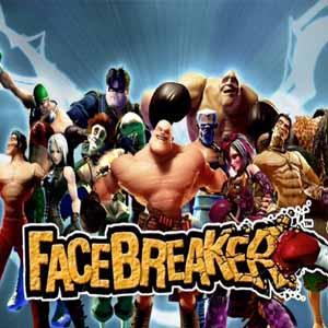 Acheter FaceBreaker Xbox 360 Code Comparateur Prix