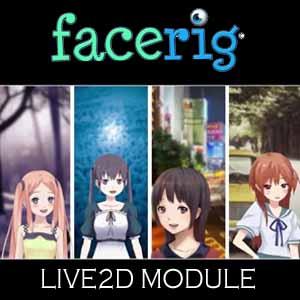 Acheter FaceRig Live2D Module Clé Cd Comparateur Prix