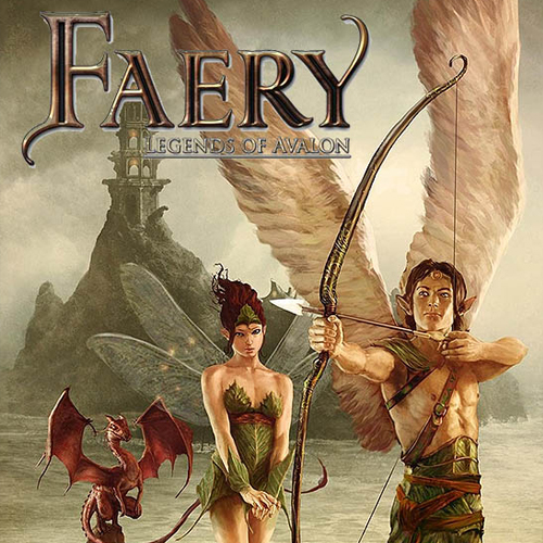 Acheter Faery Legend Of Avalon Clé Cd Comparateur Prix