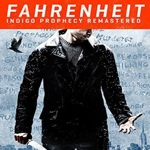 Acheter Fahrenheit Indigo Prophecy Remastered Clé Cd Comparateur Prix