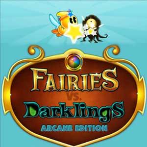 Acheter Fairies vs Darklings Clé Cd Comparateur Prix
