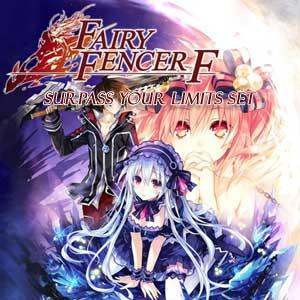 Fairy Fencer F Surpass Your Limits Set