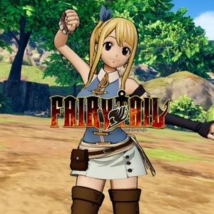 FAIRY TAIL Lucy's Costume Anime Final Season