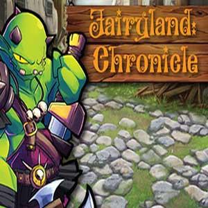 Acheter Fairyland Chronicle Clé CD Comparateur Prix