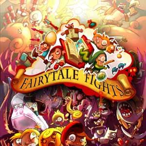 Acheter Fairytale Fights Xbox 360 Code Comparateur Prix