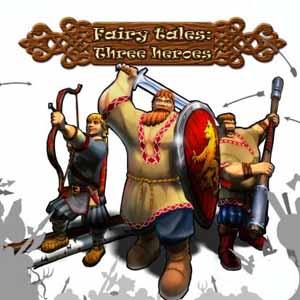 Acheter Fairytales Three Heroes Clé Cd Comparateur Prix