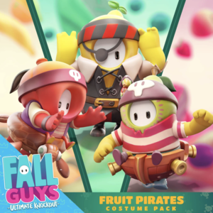 Acheter Fall Guys Fruit Pirate Pack PS4 Comparateur Prix