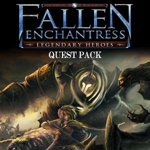 Fallen Enchantress Legendary Heroes Quest Pack