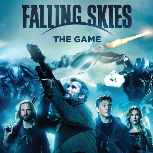 Acheter Falling Skies The Game Clé Cd Comparateur Prix