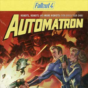 Acheter Fallout 4 Automatron Clé Cd Comparateur Prix