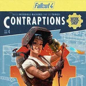 Acheter Fallout 4 Contraptions Workshop Clé Cd Comparateur Prix
