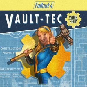 Acheter Fallout 4 Vault-Tec Workshop PS4 Comparateur Prix