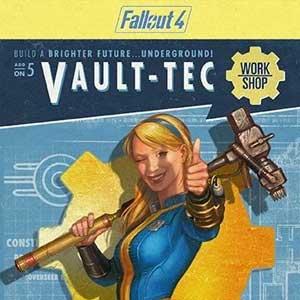 Acheter Fallout 4 Vault-Tec Workshop Clé Cd Comparateur Prix