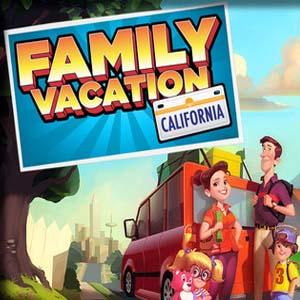 Acheter Family Vacation California Clé Cd Comparateur Prix