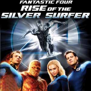 Acheter Fantastic Four Rise of the Silver Surfer Xbox 360 Code Comparateur Prix