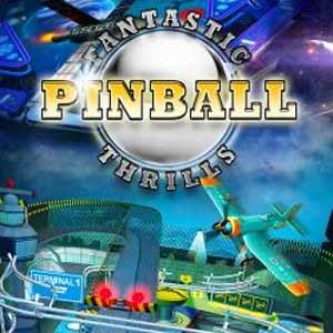 Acheter Fantastic Pinball Thrills Clé Cd Comparateur Prix