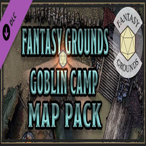 Fantasy Grounds FG Goblin Camp Map Pack
