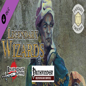 Fantasy Grounds Legendary Wizards