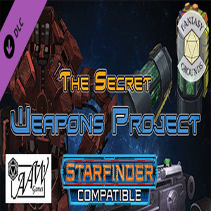 Fantasy Grounds Secret Weapons Project