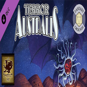 Fantasy Grounds Terror Australis 2nd Edition