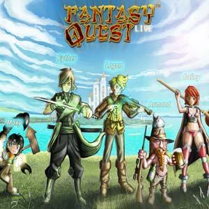 Acheter Fantasy Quest Clé Cd Comparateur Prix