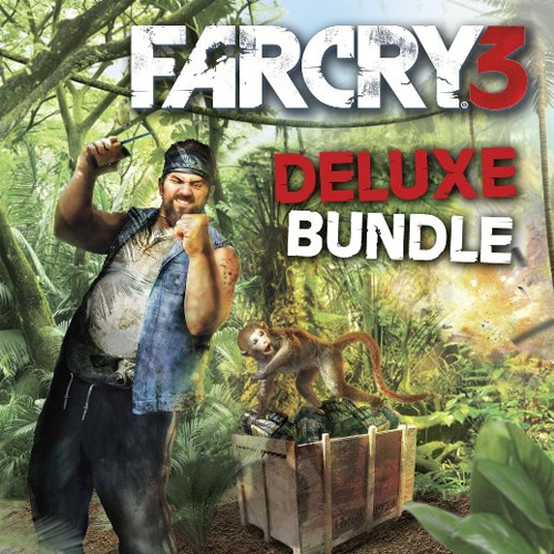Far Cry 3 Deluxe Bundle DLC