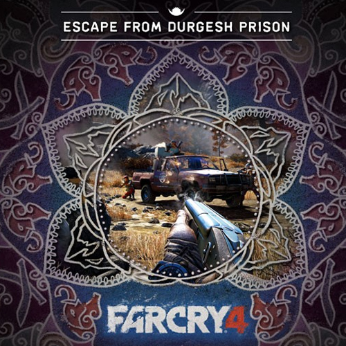Acheter Far Cry 4 Escape from Durgesh Prison Clé Cd Comparateur Prix
