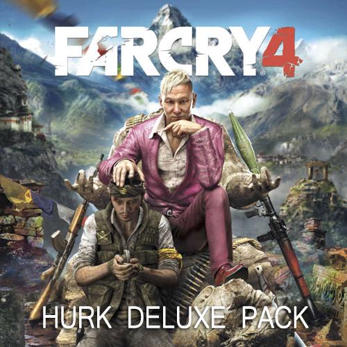Acheter Far Cry 4 Hurk Deluxe Pack Clé Cd Comparateur Prix