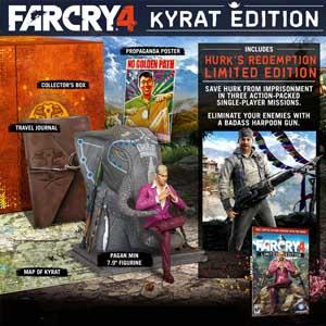 Acheter Far cry 4 Kyrat Edition Xbox 360 Code Comparateur Prix
