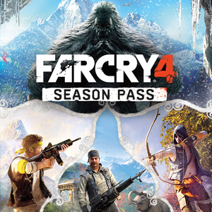 Telecharger Far Cry 4 Season Pass PS4 code Comparateur Prix