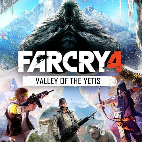 Acheter Far Cry 4 Valley of the Yetis Clé Cd Comparateur Prix