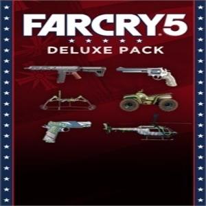 Acheter Far Cry 5 Deluxe Pack Clé CD Comparateur Prix