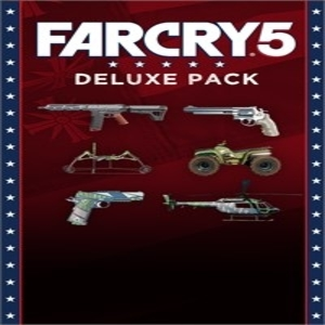 Acheter Far Cry 5 Deluxe Pack Xbox One Comparateur Prix