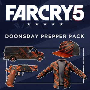 Far Cry 5 Doomsday Prepper Pack