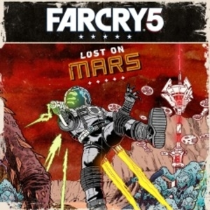 Acheter Far Cry 5 Lost on Mars PS4 Comparateur Prix
