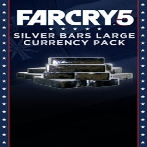 Far Cry 5 Silver Bars Large Pack