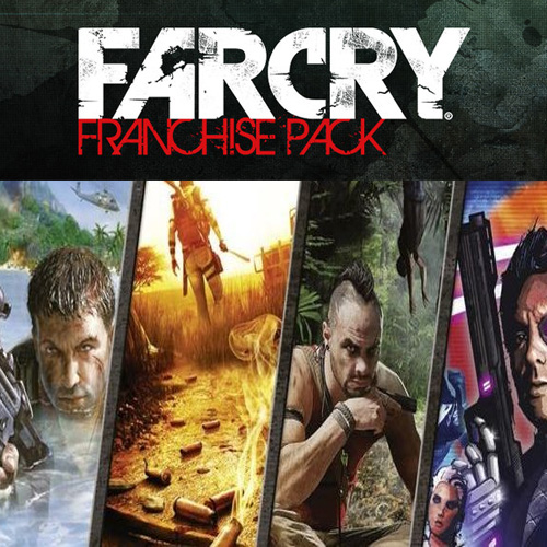 Acheter Far Cry Franchise Clé Cd Comparateur Prix