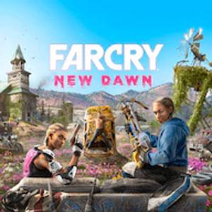 Acheter Far Cry New Dawn PS5 Comparateur Prix