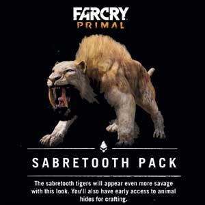 Far Cry Primal Sabretooth Pack