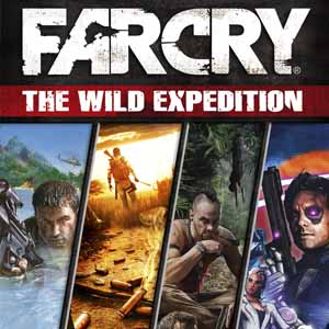 Telecharger Far Cry Wild Expeditions PS3 code Comparateur Prix