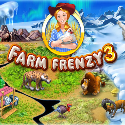 Acheter Farm Frenzy 3 Clé Cd Comparateur Prix