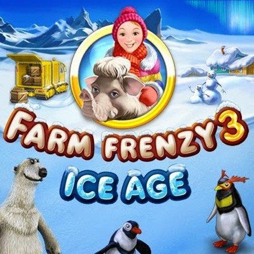 Acheter Farm Frenzy 3 Ice Age Clé Cd Comparateur Prix