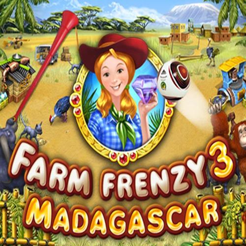 Acheter Farm Frenzy 3 Madagascar Clé Cd Comparateur Prix