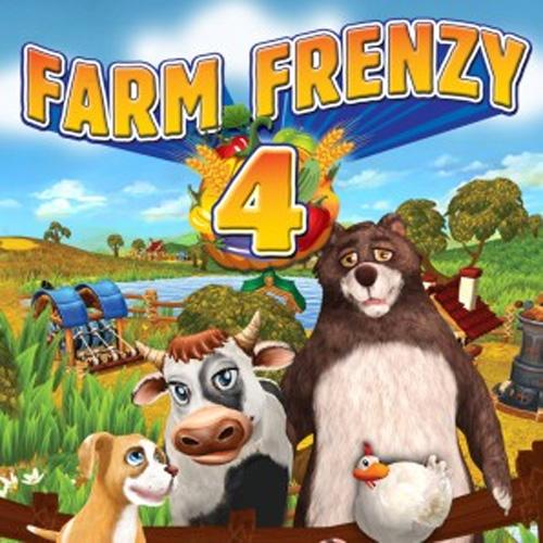 Acheter Farm Frenzy 4 Clé Cd Comparateur Prix