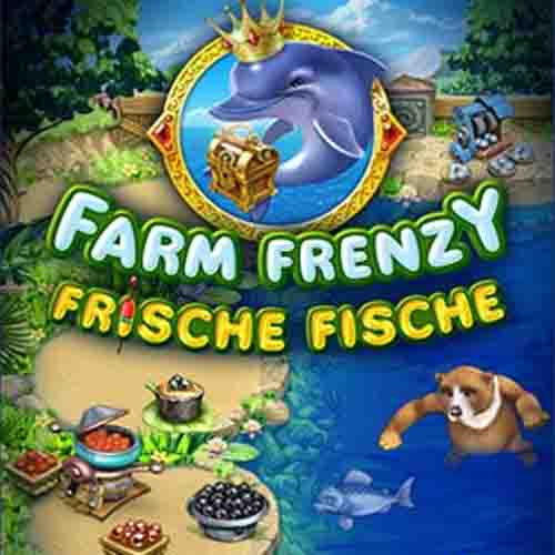 Acheter Farm Frenzy Frische Fische Clé Cd Comparateur Prix