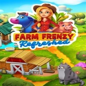 Acheter Farm Frenzy Refreshed Xbox One Comparateur Prix